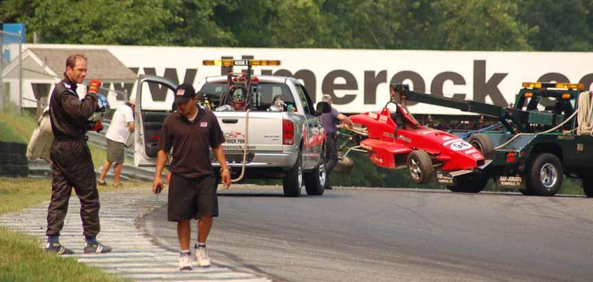 Dave Kaemmer Crash