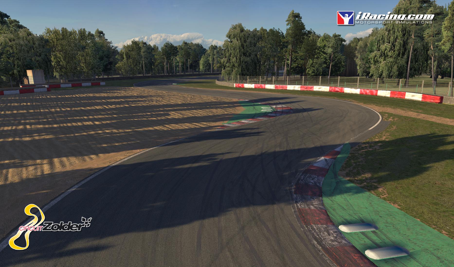 Circuito Zolder : Circuit zolder iracing motorsport simulations
