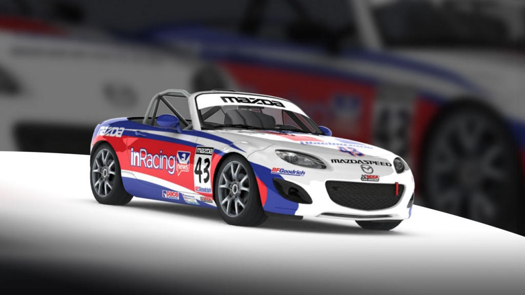 Mazda MX-5 Cup circa 2015 | iRacing.com Motorsport Simulations