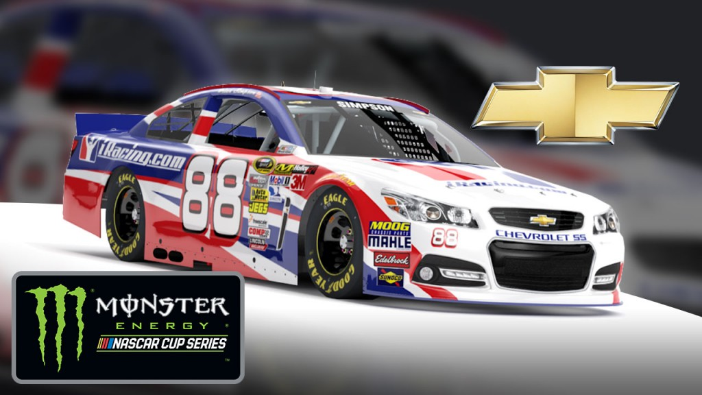 nascar monster energy cup chevrolet ss