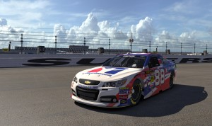 Upcoming NASCAR Chevy SS Cup Car