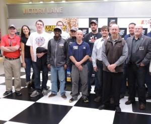 Hudson Meeting Gardner,Whitmore and iRacers