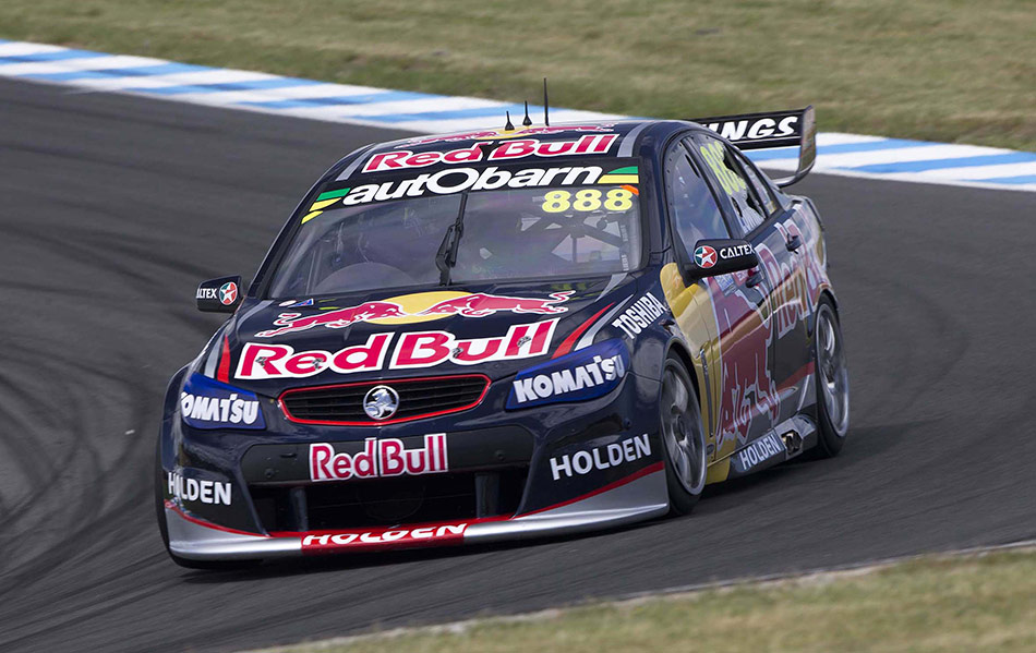 Live Coverage Of Australian Car Racing