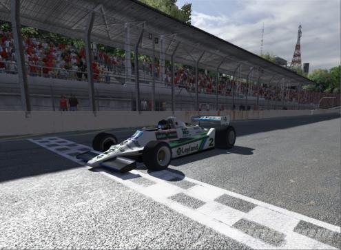 Moreira wins, and hails his hero Ayrton Senna