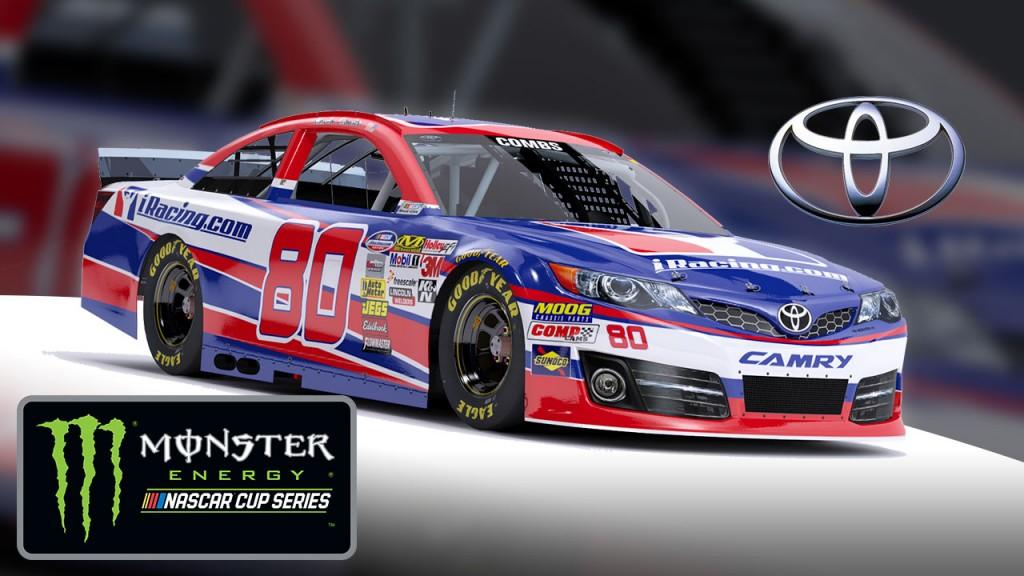 NASCAR-Toyota-Camry-Tile