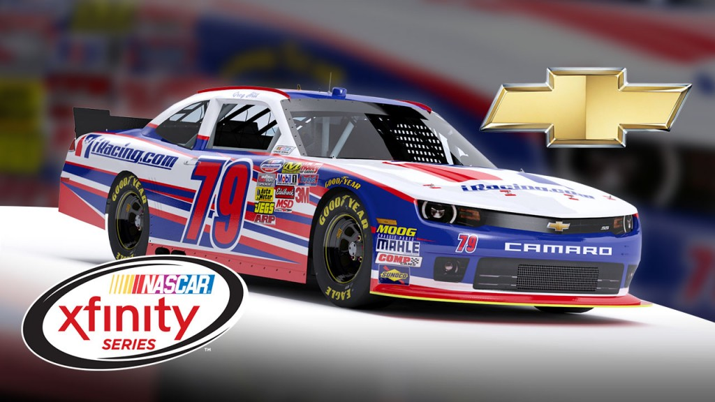 Nascar Chevrolet Camaro Xfinity Car Iracing Com Motorsport