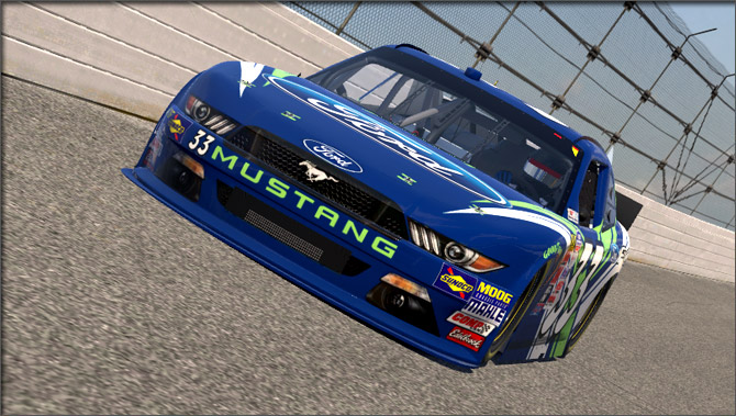 Nascar ford mustang xfinity car iracing motorsport simulations nascar ford mustang xfinity car pronofoot35fo Image collections