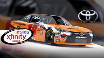 Toyota Official Site >> NASCAR Toyota Camry Xfinity Car | iRacing.com Motorsport Simulations