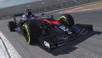 McLaren Honda MP4-30 in iRacing