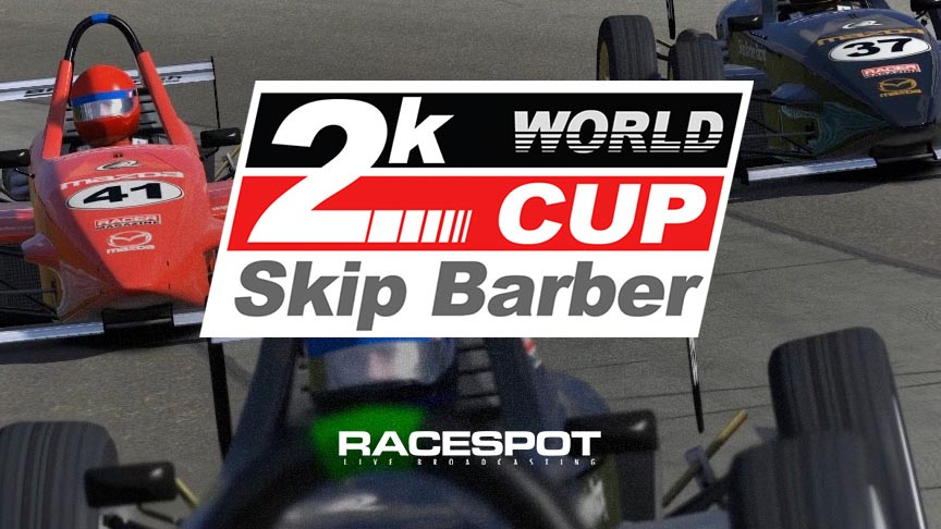 Skip Barber 2K World Cup