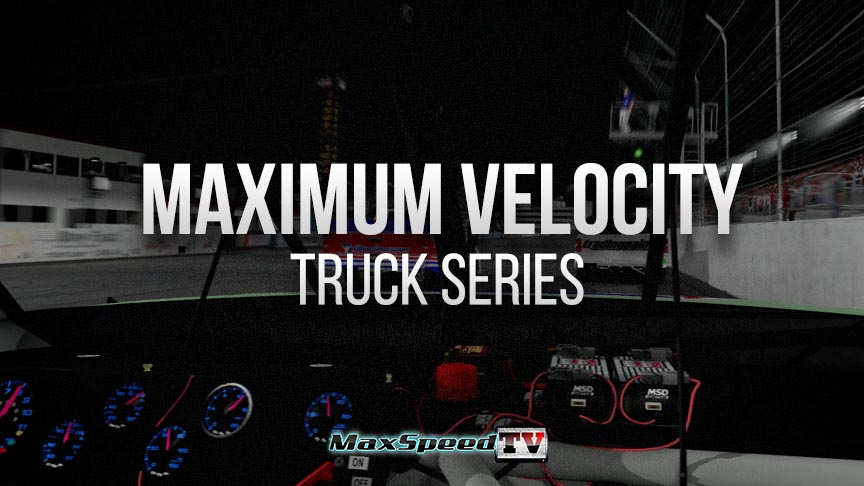 Maximum Velocity Series