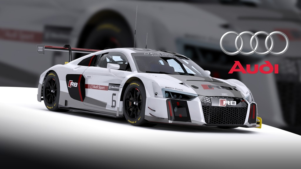 Audi R8 Lms Gt3 Iracing Com Motorsport Simulations