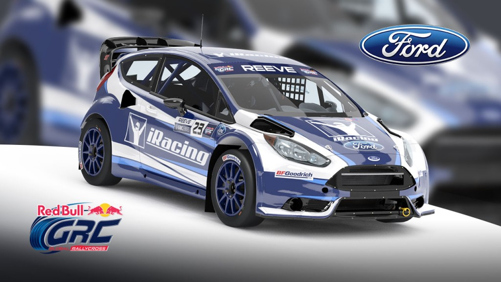 Ford Fiesta RS WRC Car Tile Page