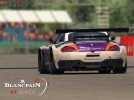 VRS Conanda Simsport raced a strategy so far out of left field that nobody saw it coming but it paid off.