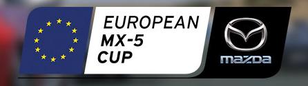 European MX5 Cup logo