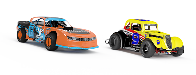 Cars Names And Logos >> Dirt Racing on iRacing / the premier dirt racing game featuring World of Outlaws and USAC Racing ...