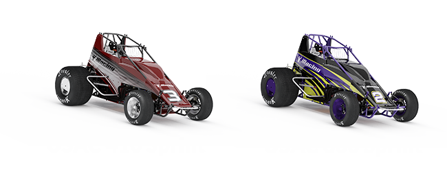 USAC sprint image for dirt page