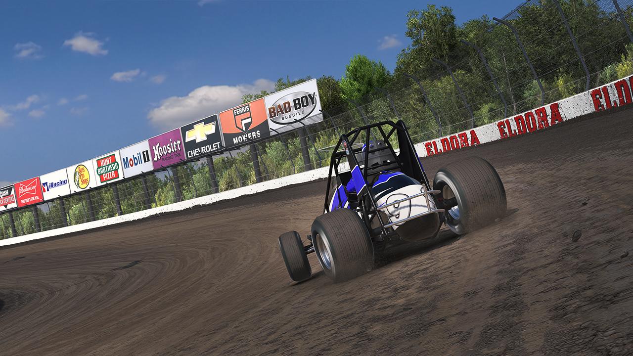 Usac 360 Sprint Car Series Motorsport Simulations