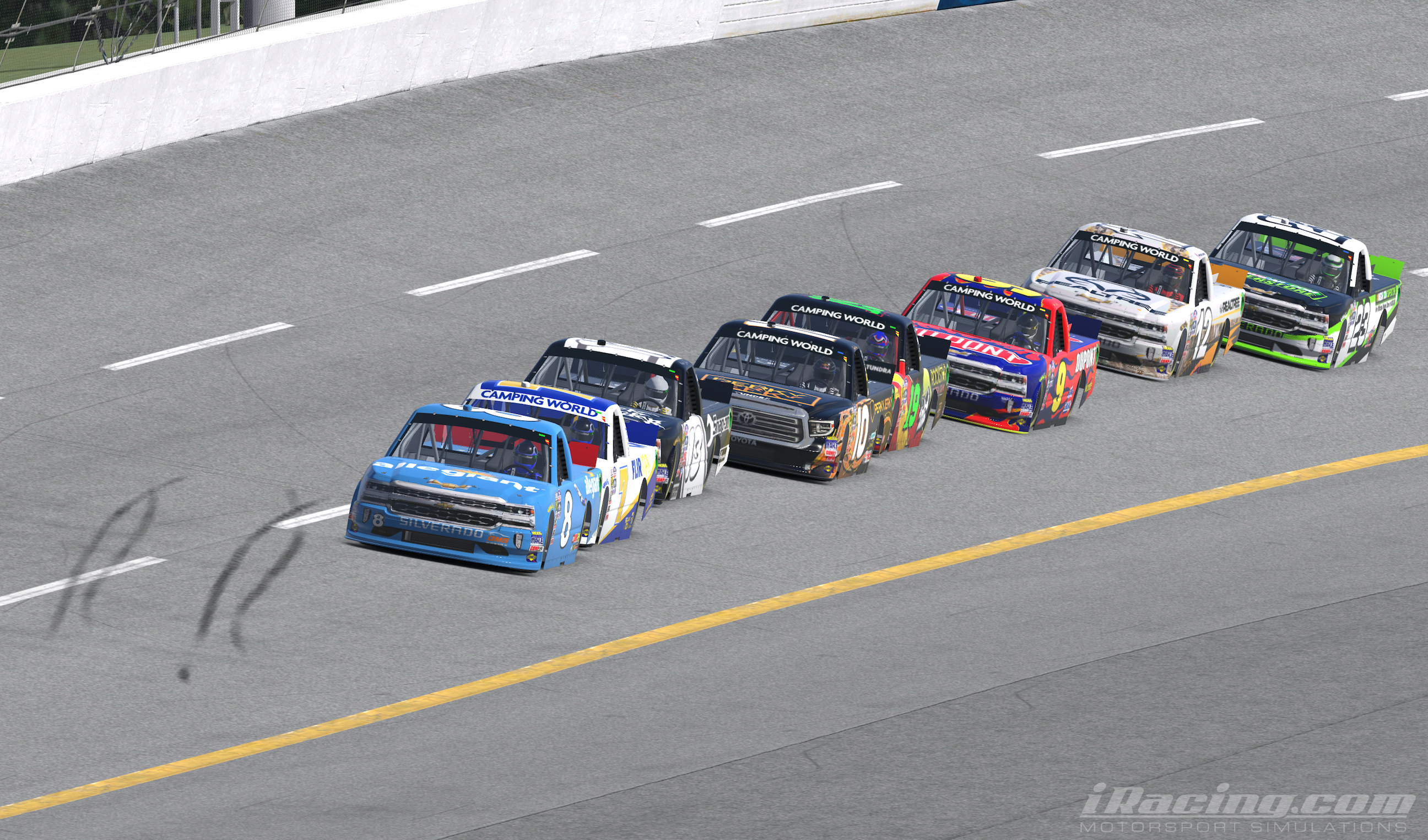 From a dig motorsports tough trucks dega dancin iracing so i did and soon enough the other rollin tubuh bolts joined in too the lead pack had gotten away but we didnt care we were linked up hexwebz Image collections