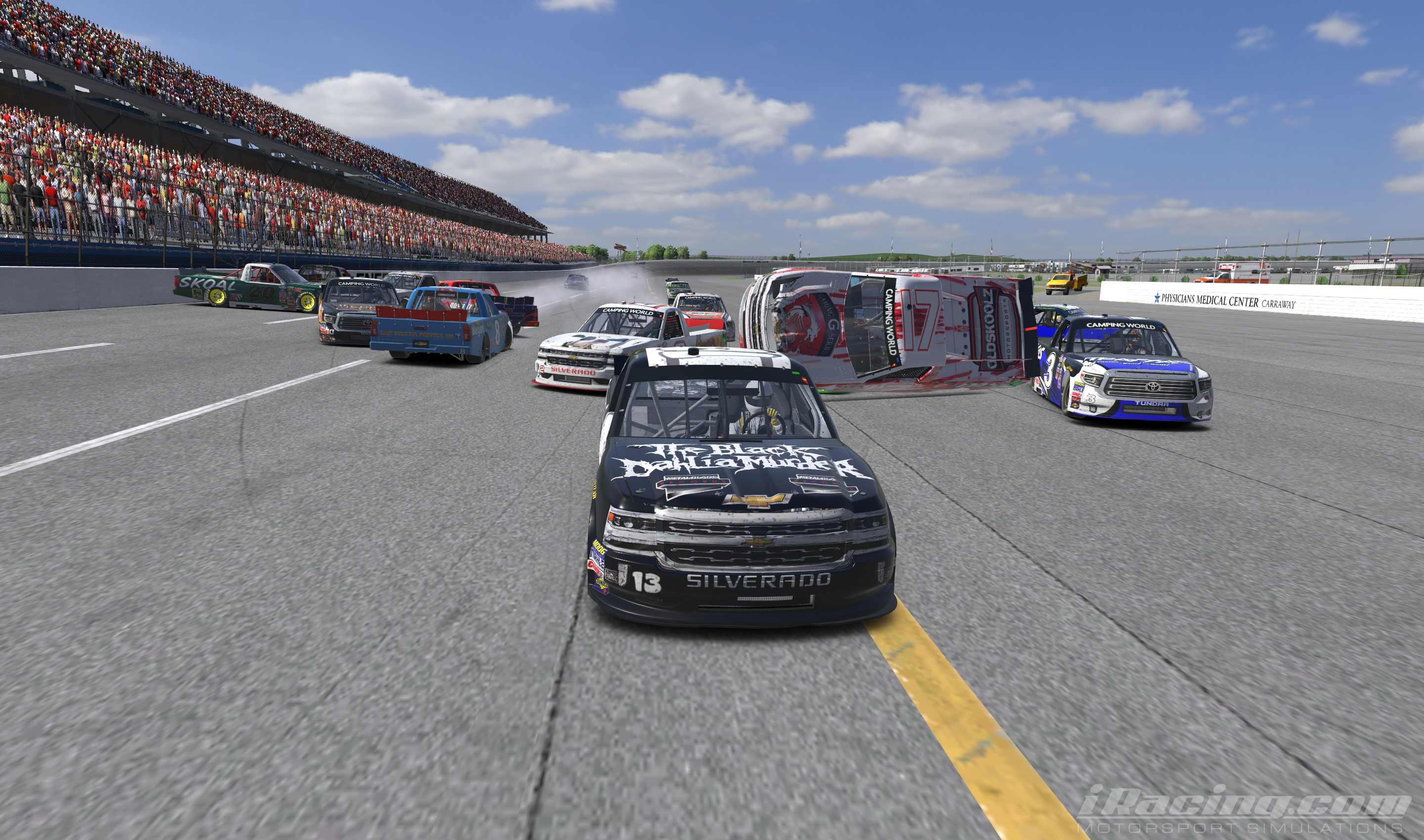 From a dig motorsports tough trucks dega dancin iracing like needing some kinduh witchs brew a morning witchs brew to get outta that pickle but then it just popped into my head like a bubble on messenger hexwebz Image collections