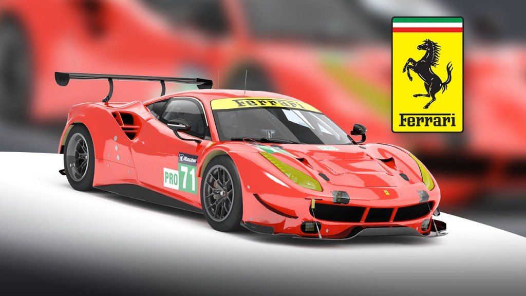 Ferrari 488 Gt3 Iracing Com Motorsport Simulations