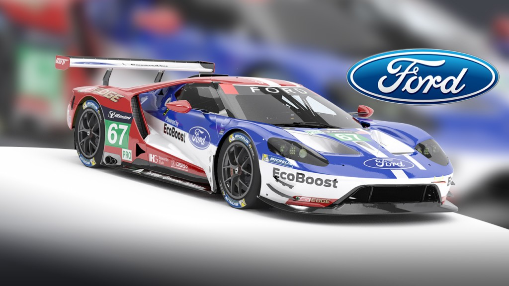 Ford GT Tile Public Site