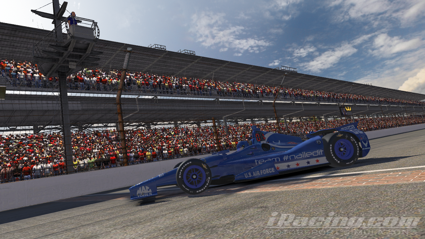 Goke Dominates for Second Lionheart Indy 500 Win | iRacing ...