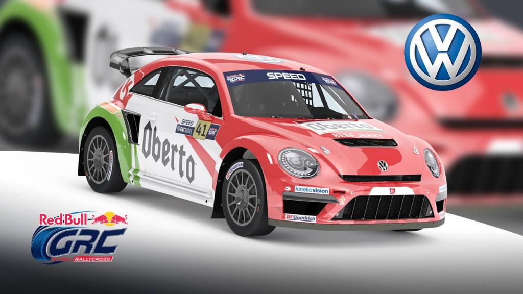 VW Beetle GRC Car Tile Page