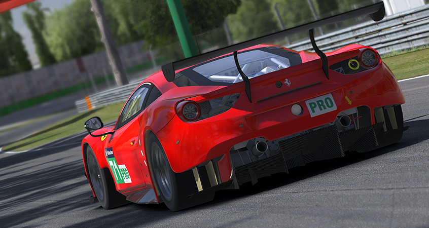 ferrari 488 gte | iracing motorsport simulations