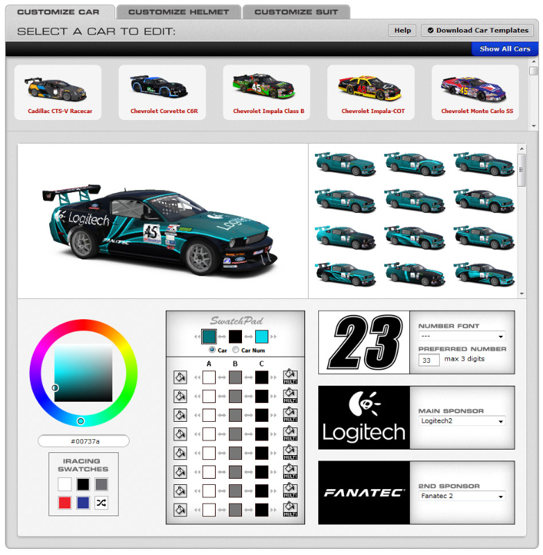 logitech_car-paint