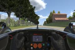 Formula Renault 3.5 Drivers View