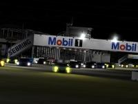 Sebring Raceway at Night