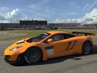 McLaren at Rockingham