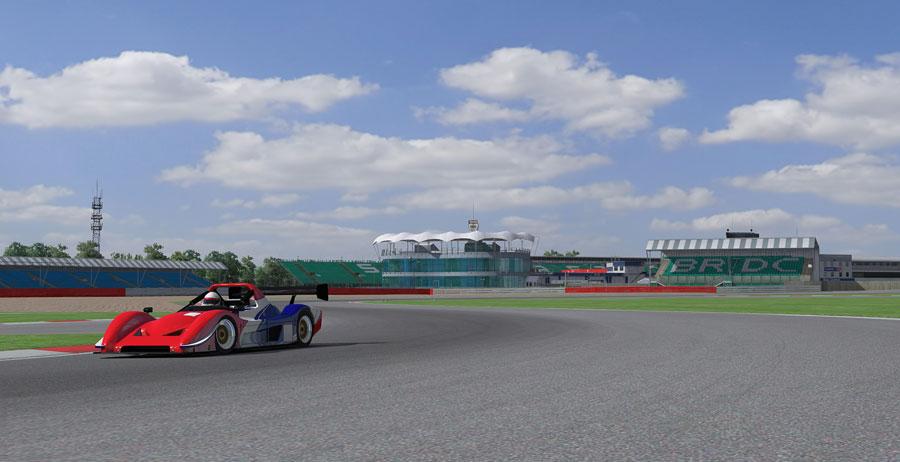 Silverstone Circuit - Radical SR8 V8 - iRacing com | iRacing com