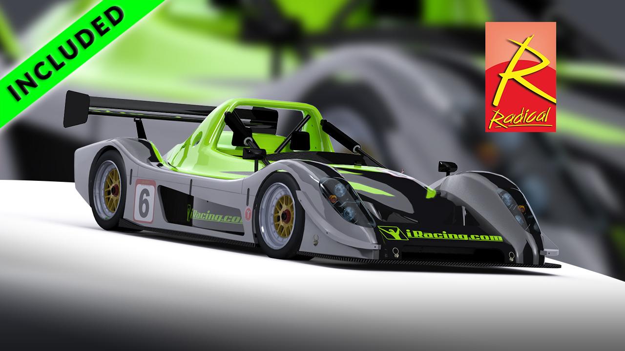 Radical SR8 - iRacing com   iRacing com Motorsport Simulations