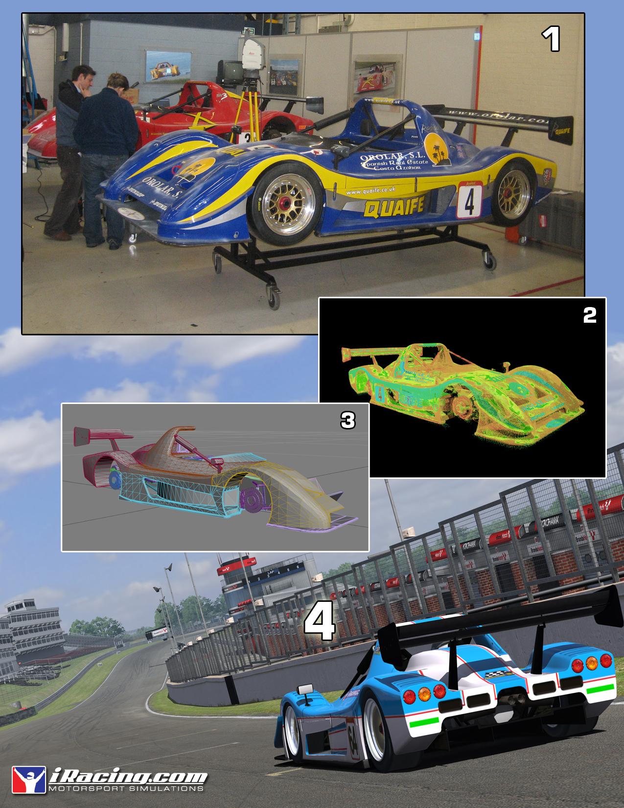 Car Technology - iRacing com | iRacing com Motorsport
