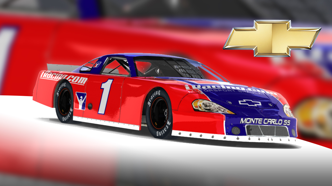 Chevy Monte Carlo Ss Late Model Iracing Com Iracing