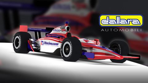 Indycar Dallara circa 2011