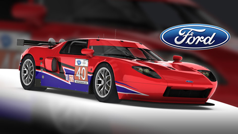 Ford Gt R