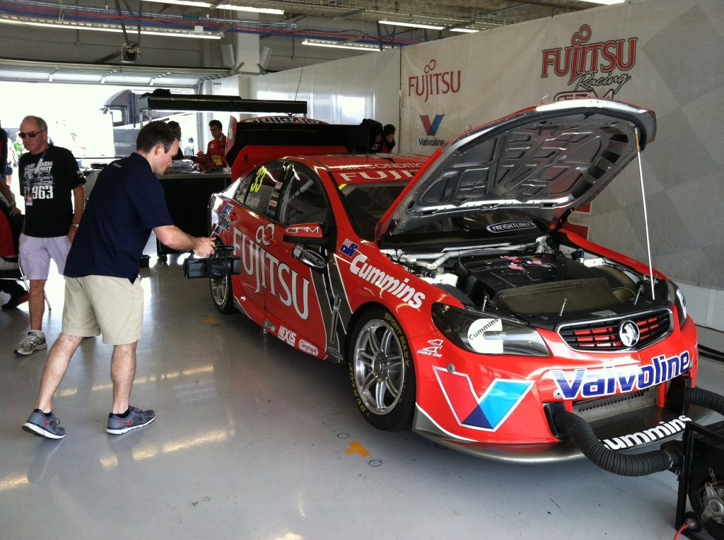 V8 Supercars Visit the Surface of the Sun - iRacing com