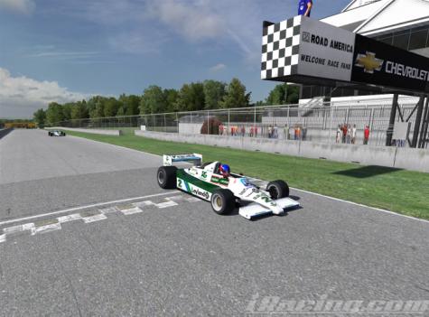 Sam Dobie wins, followed closely by Moreira