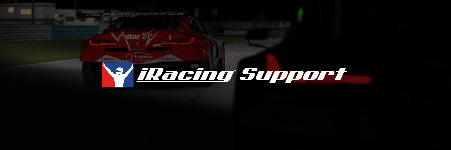 iRacing Suppor