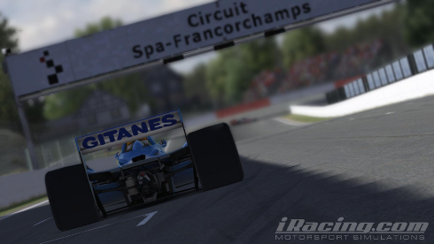 Moreira takes the Spa Win, and the Series Championship!