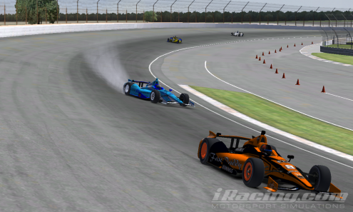 Racing Simulation