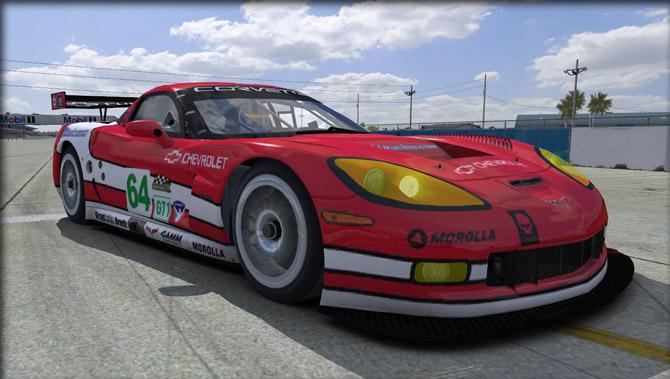 Chevrolet Corvette C6r Iracing Iracing Motorsport