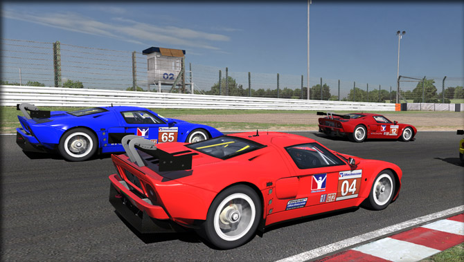 Ford Gt R Iracing Com Iracing Com Motorsport Simulations