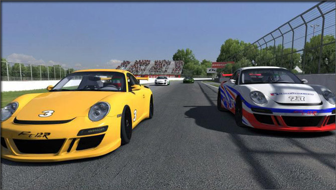 Ruf Rt 12 R , iRacing.com