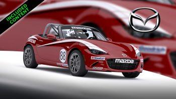 Global Mazda MX-5 Cup Car