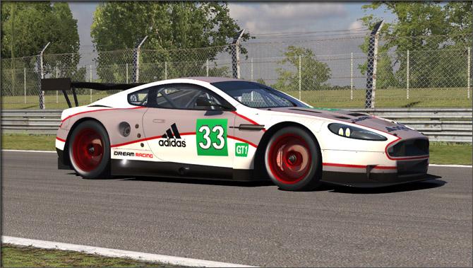 Aston Martin Dbr9 Gt1 Iracing Iracing Motorsport Simulations