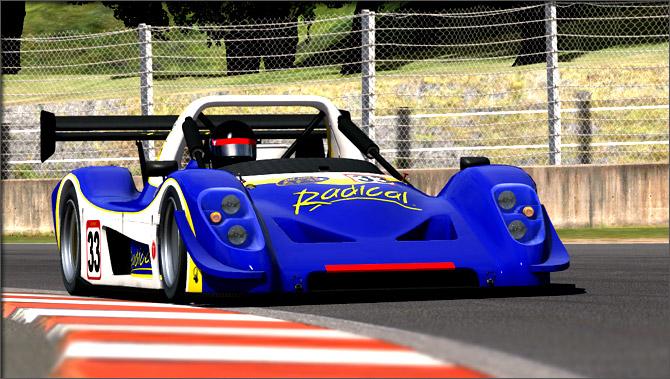 Radical SR8 V8 - iRacing com | iRacing com Motorsport Simulations